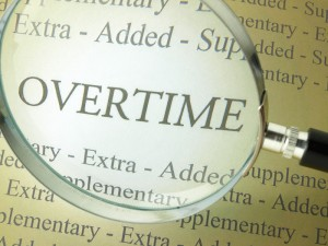 Overtime Under Scrutiny